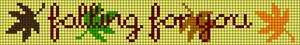 Alpha pattern #104977