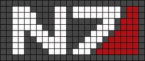 Alpha pattern #105054