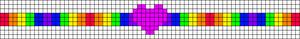 Alpha pattern #105074
