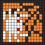 Alpha pattern #105075