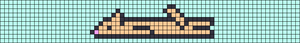 Alpha pattern #105078