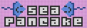 Alpha pattern #105081