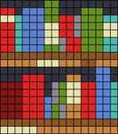 Alpha pattern #105083