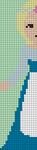 Alpha pattern #105154