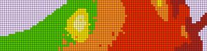 Alpha pattern #105178
