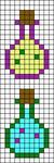 Alpha pattern #105202