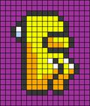Alpha pattern #105211