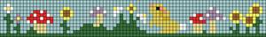 Alpha pattern #105215