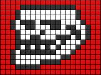 Alpha pattern #105235
