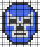 Alpha pattern #105247