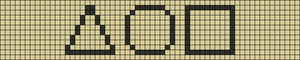 Alpha pattern #105248