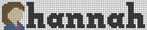 Alpha pattern #105254
