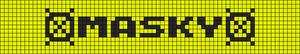 Alpha pattern #105288