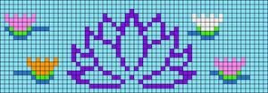 Alpha pattern #105298