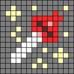 Alpha pattern #105307
