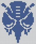 Alpha pattern #105339