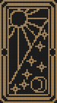 Alpha pattern #105346