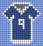 Alpha pattern #105347
