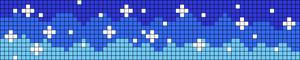 Alpha pattern #105369