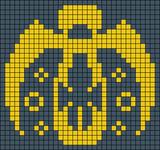 Alpha pattern #105371