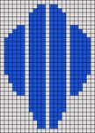 Alpha pattern #105373