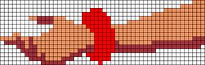 Alpha pattern #105374