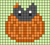 Alpha pattern #105376