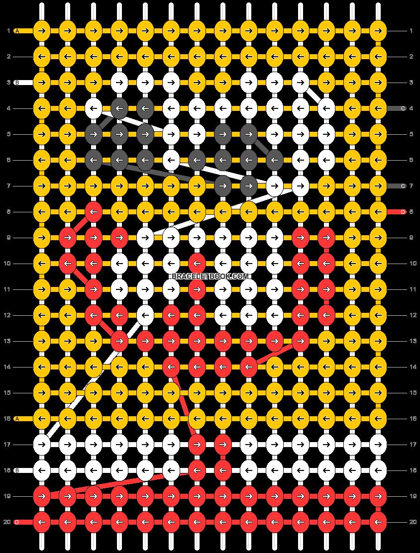 Alpha pattern #105382 pattern