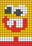 Alpha pattern #105382