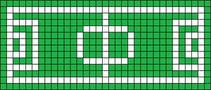 Alpha pattern #105388