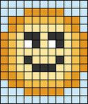 Alpha pattern #105402