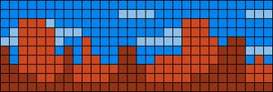 Alpha pattern #105403