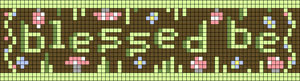 Alpha pattern #105411