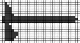 Alpha pattern #105430