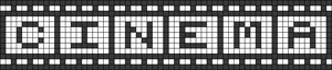 Alpha pattern #105442