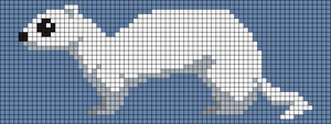 Alpha pattern #105443