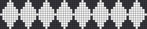 Alpha pattern #105450