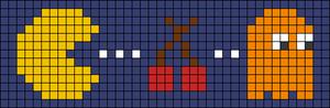 Alpha pattern #105485