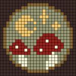 Alpha pattern #105489