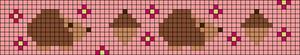 Alpha pattern #105491