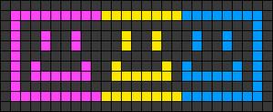 Alpha pattern #105517