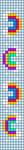 Alpha pattern #105520