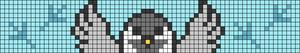 Alpha pattern #105540