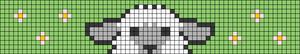 Alpha pattern #105541