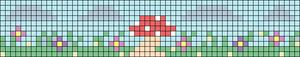 Alpha pattern #105576