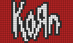 Alpha pattern #105594
