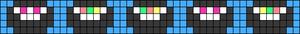 Alpha pattern #105596