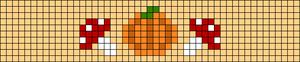 Alpha pattern #105680