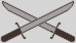 Alpha pattern #105697