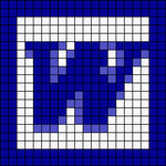 Alpha pattern #105778